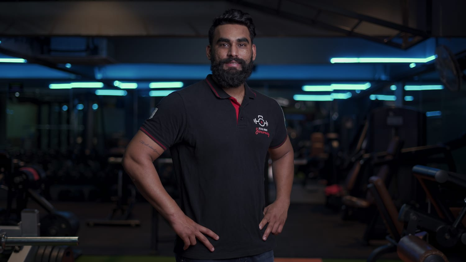 Coach Rutvik Chavhan - An Emerging Name in Fitness Industry Growing High With 'Its All About Journey'