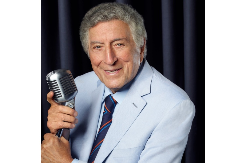American singer Tony Bennett retires from the concert tours after his last album Love For Sale recording with Lady Gaga 1