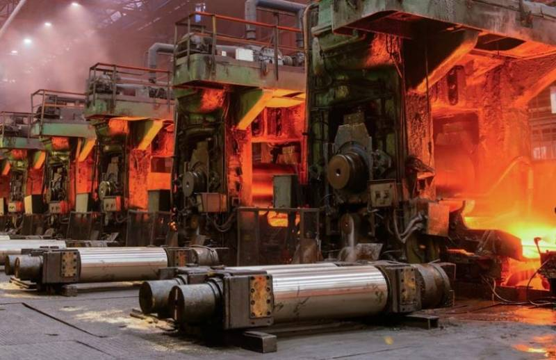 Chinas steel production will affect Australias booming construction industry