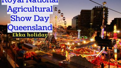 How to Celebrate Royal National Agricultural Show Day Queensland in Australia Ekka Holiday