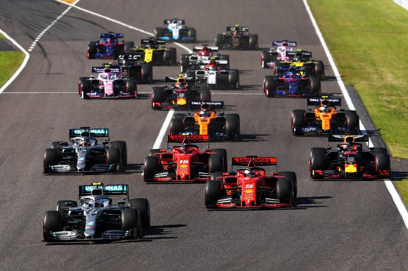 Japanese Formula One Grand Prix 2021 cancelled due to Covid 19 pandemic