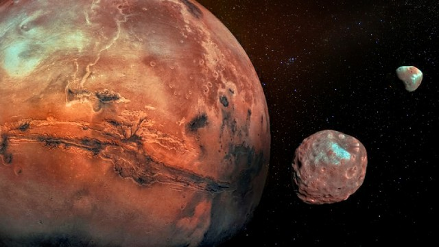 Japans JAXA plans to bring back soil samples from Mars moon to Earth by 2029