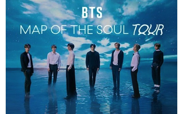 K Pop BTS Map of the Soul World Tour officially cancelled due to COVID 19 pandemic