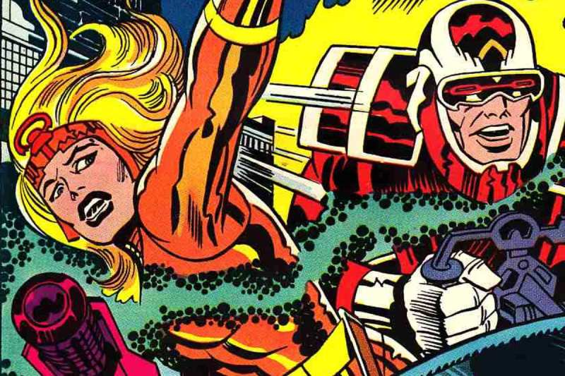 Marvels Eternals Release Date Cast Who are the Eternals and More