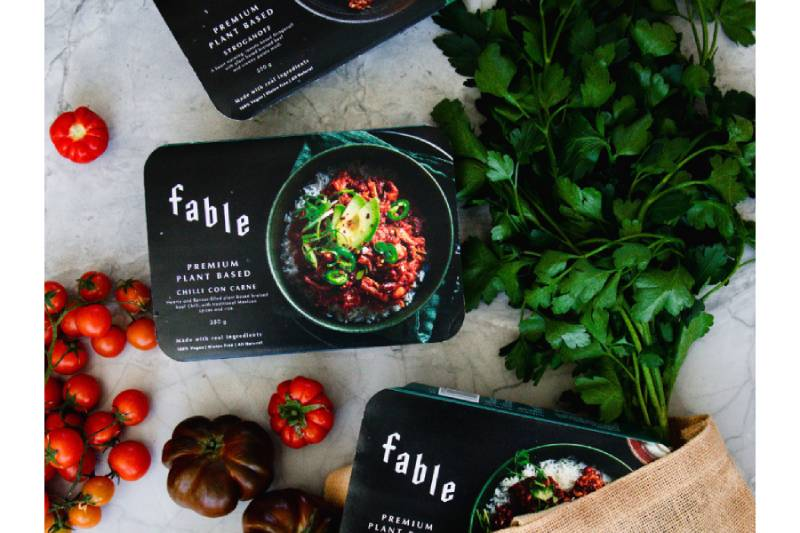 Mushroom based meat elective plant based startup Fable Food grows 6.5M AUD will launch in the US