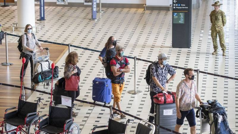 South Australia starts a home based quarantine trial program this week for travelers from NSW or Victoria