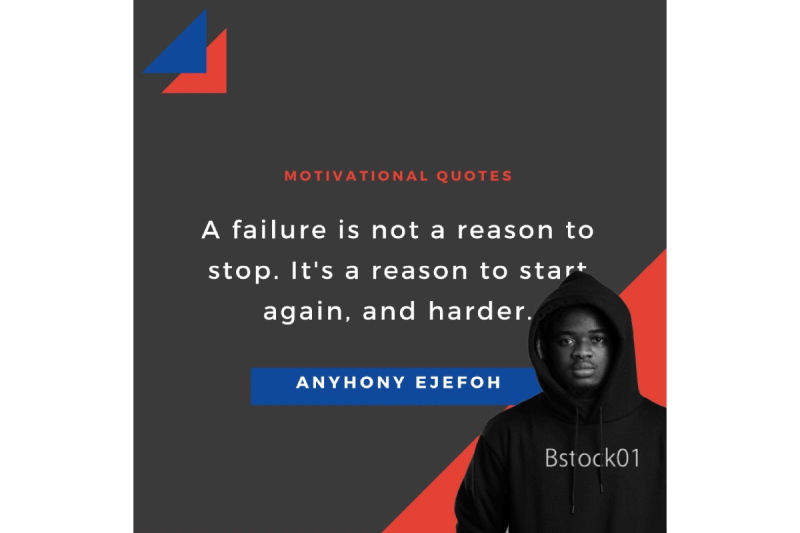 Ten timeless quotes from Anthony Ejefoh about life investing and business