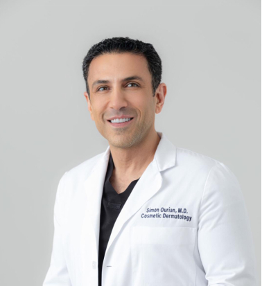 The man the legend Dr. Simon Ourian