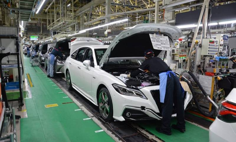 Toyota to cut car production by 40 percent over global chip shortage