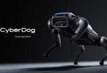 Xiaomi launches CyberDog a new unpropitious looking quadrupedal robot