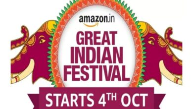 Amazon Great Indian Festival Sale 2021 Will Start on October 4 as Month Long Event