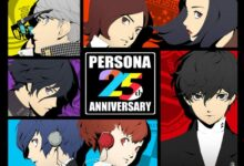 Atlus declares Personas 25th anniversary celebration anime streams concert series projects and events
