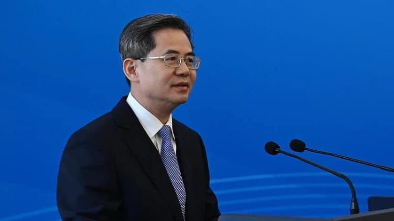 Chinas UK ambassador Zheng Zeguang banned from the British parliament over sanctions