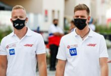 Haas F1 confirmed Mick Schumacher and Nikita Mazepin to be in the lineup for next Haas seventh season in 2022 1
