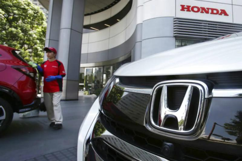 Honda Motor will become the first Japanese automaker to begin selling new cars online in Japan