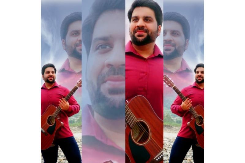 _Mesmerising creativity of Pranshu Vasudeva aka _PRA Singer_ setting magic all over in music industry
