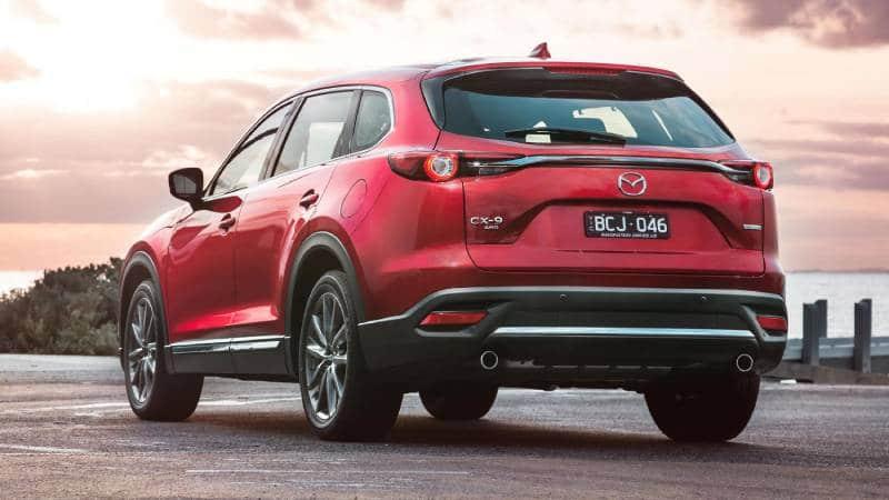 Next generation Mazda CX 5 scheduled for Australia in 2022