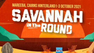Savannah in the Round country music festival team up with Queensland Health to offer Australias first Covid vaccines to attendees