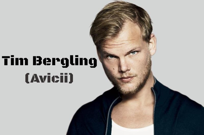 Tim Bergling, known as Avicii