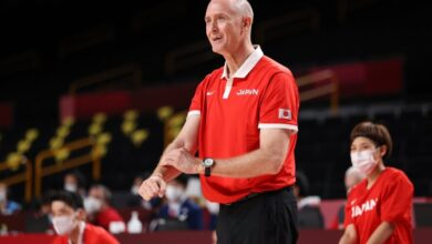 Tom Hovasse becomes Japan mens basketball team head coach after leading the womens Japan national team