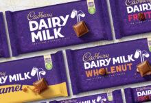 World first modification for Australian made Cadbury bars