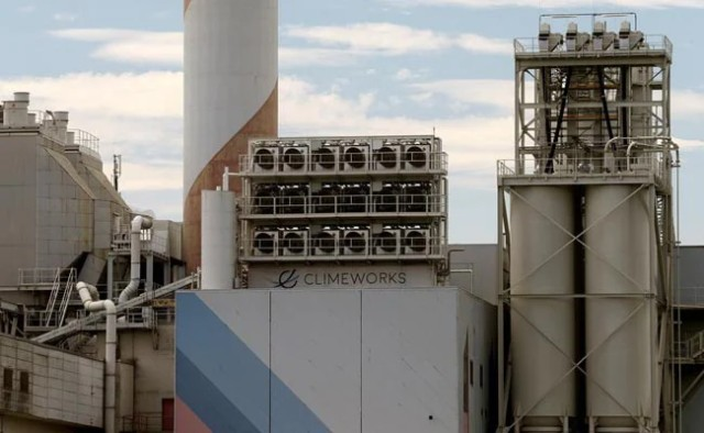 Worlds biggest direct air capture plant Orca to capture carbon dioxide in the air starts in Iceland