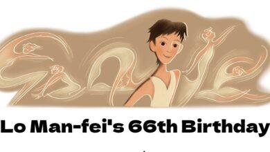 lo man fei 羅曼菲 66th birthday