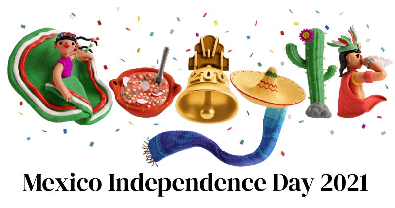 mexico independence day 2021