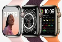 Apple Watch Series 7 will be available to order from Oct 8 and in store to sale from Oct 15