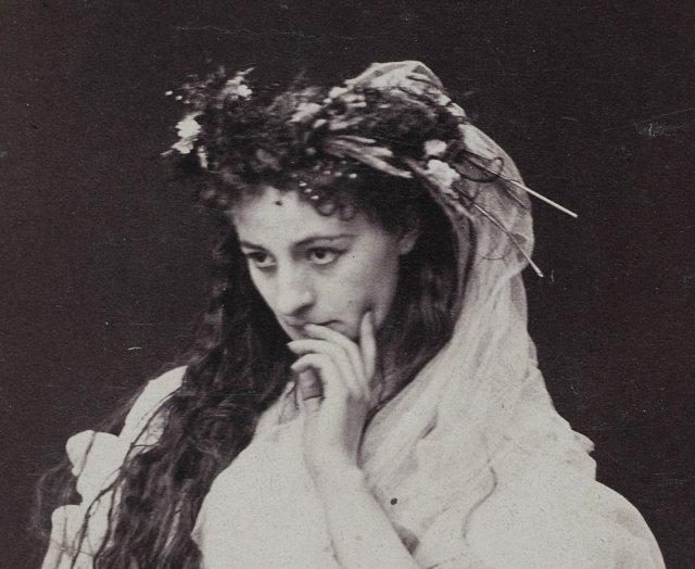 Helena Modrzejewska known professionally as Helena Modjeska