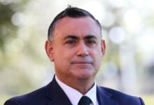 John Barilaro will resign as NSW deputy premier New South Wales Nationals leader and leave politics