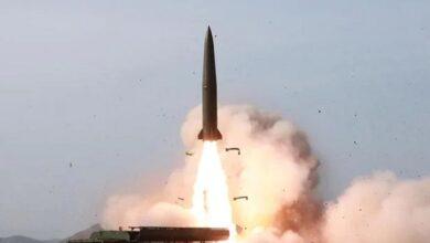 North Korea fires unidentified ballistic missile towards eastern coast South Korea and Japan