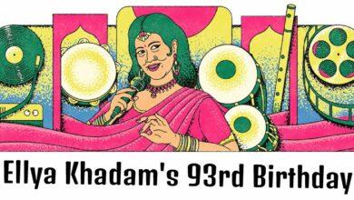 ellya khadam 93rd birthday